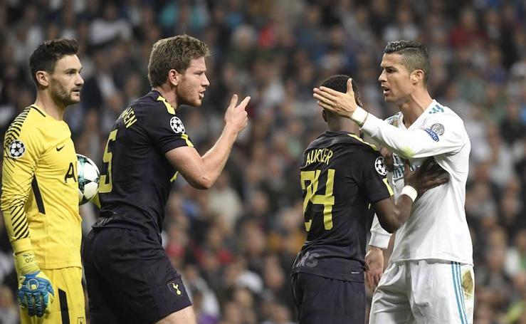 Las mejores imágenes del Real Madrid-Tottenham