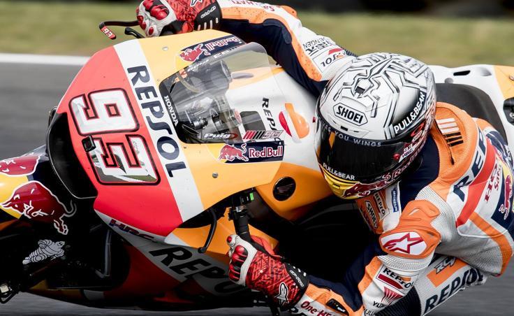 Los entrenamientos del GP de Australia, en imágenes