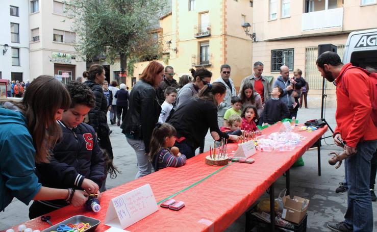 Festival del Pimiento riojano en Nájera