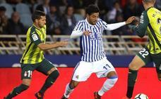 Illarramendi salva un punto para la Real Sociedad en Anoeta