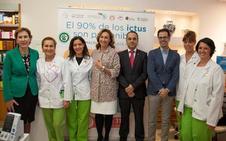 156 farmacias colaborarán en la lucha contra el ictus