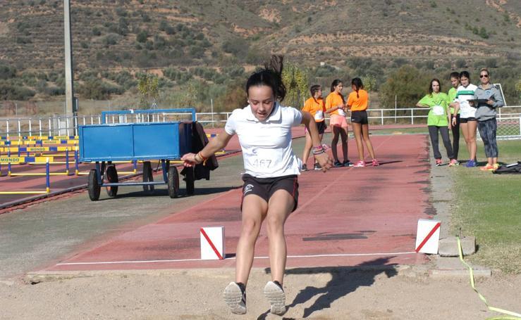 Olimpiada Interescolar Infantil en Calahorra