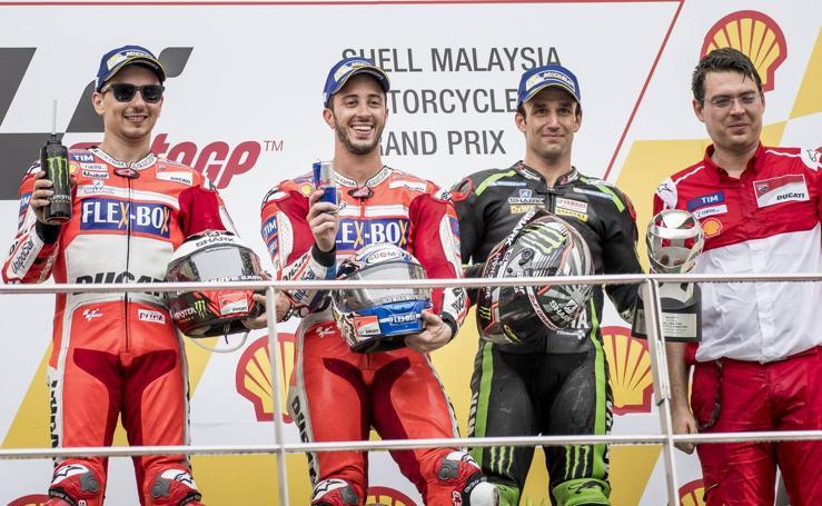 El GP de Malasia, en imágenes