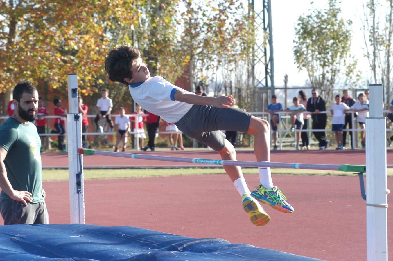 Olimpiada Alevín Interescolar en Calahorra