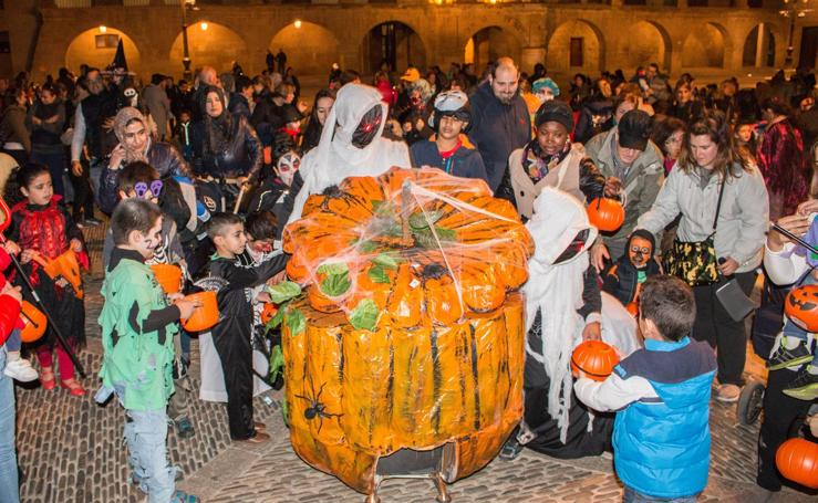 Disfraces para celebrar Halloween en Logroño, Albelda, Santo Domingo, Haro y Villamediana