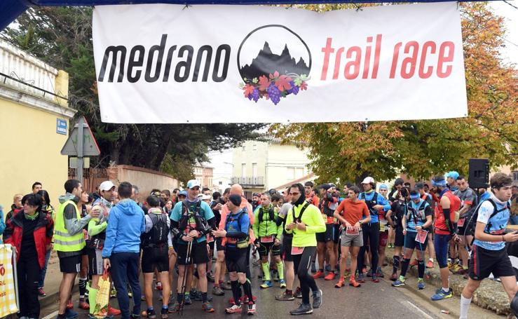 La carrera Medrano Trail Race