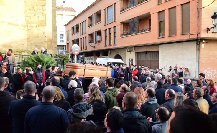 Último adiós a Bastida