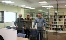 La biblioteca najerina habilita un nuevo espacio para trabajo en grupo