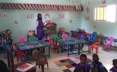 La ONG riojana Coopera favorece la integración escolar en Senegal
