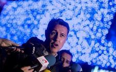 Albiol dice que la mayoría quiere dar «un portazo» al independentismo