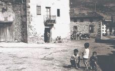 La Retina: escena rural en Valgañón