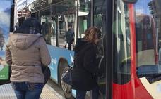 Este jueves habrá cambios de itinerario en el transporte urbano