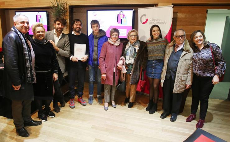 Entrega de los Premios Comercio Excelente Ciudad de Logroño 2017
