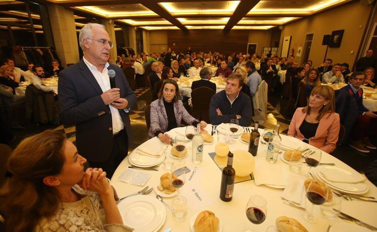 Cena de Navidad del Partido Popular de La Rioja