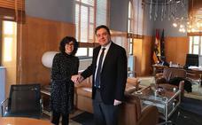 Educación destina 50.000 euros a la renovación eléctrica del colegio San Felices de Haro