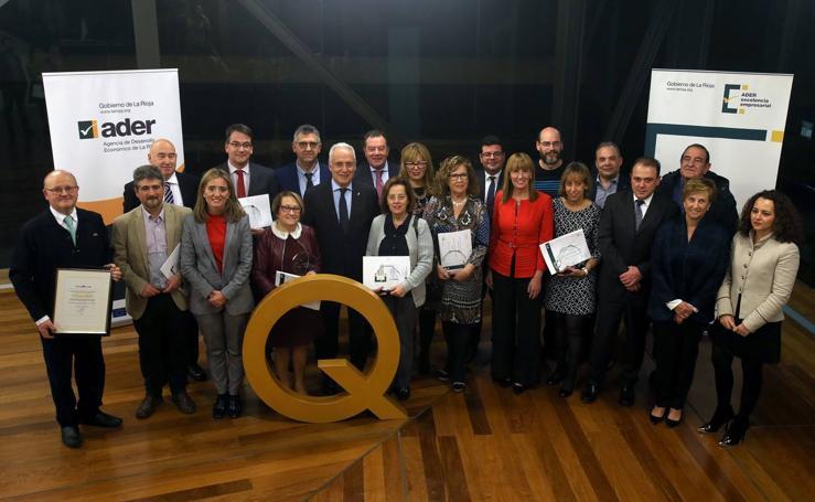 X premios y reconocimientos a la Excelencia 2017
