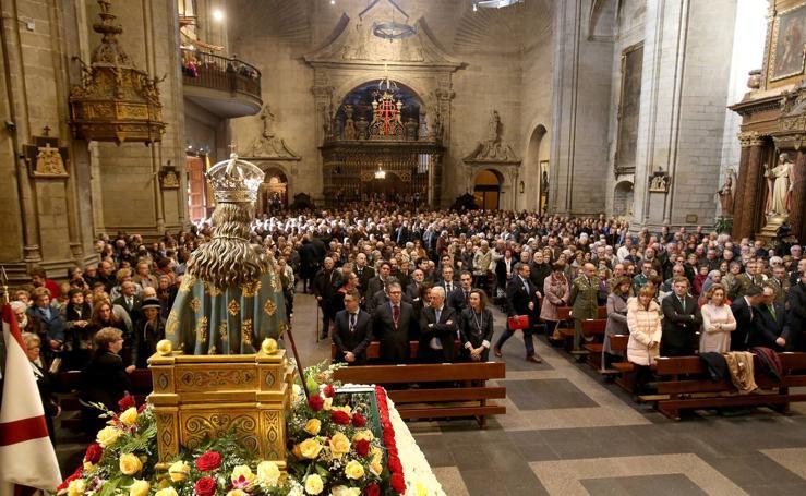 Logroño celebra a La Esperanza