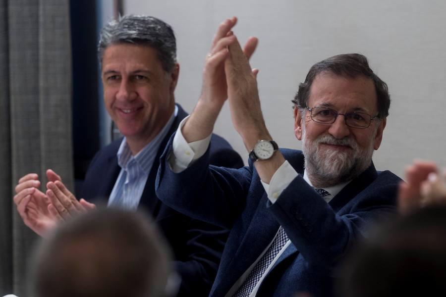 El cierre de la campaña electoral en Cataluña, en imágenes