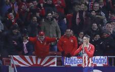 Torres: «No voy a permitir una división Simeone-Torres»