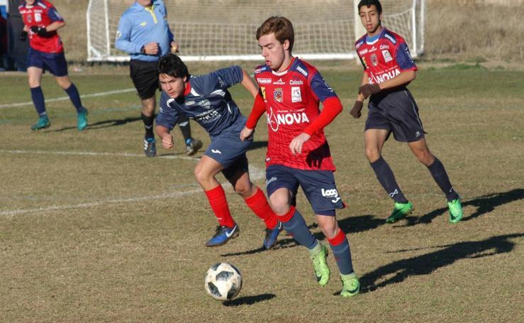 IV torneo de Navidad del CDF San Agustín de Calahorra