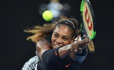 Serena Williams regresa a las pistas tras su maternidad