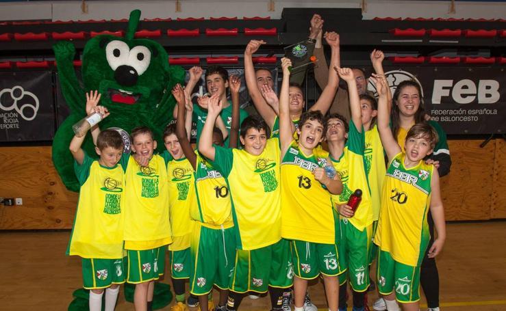BBR y Promete ganan en la segunda jornada del Torneo Canteras