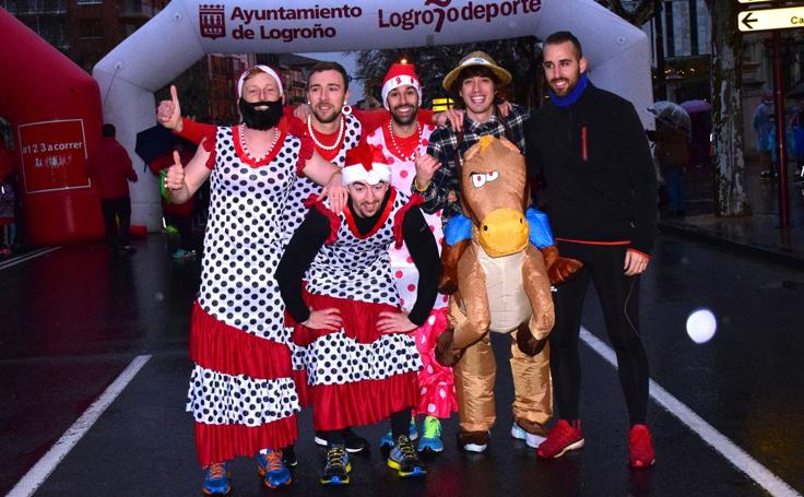 San Silvestre en Logroño: la carrera popular