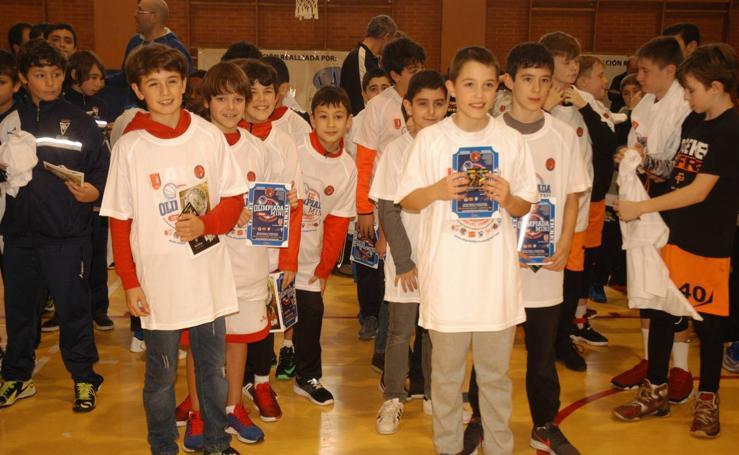 IX Olimpiada Mini Miguel Jiménez en categoría alevín