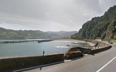 Dos personas fallecen en el municipio guipuzcoano de Mutriku arrastradas por una ola