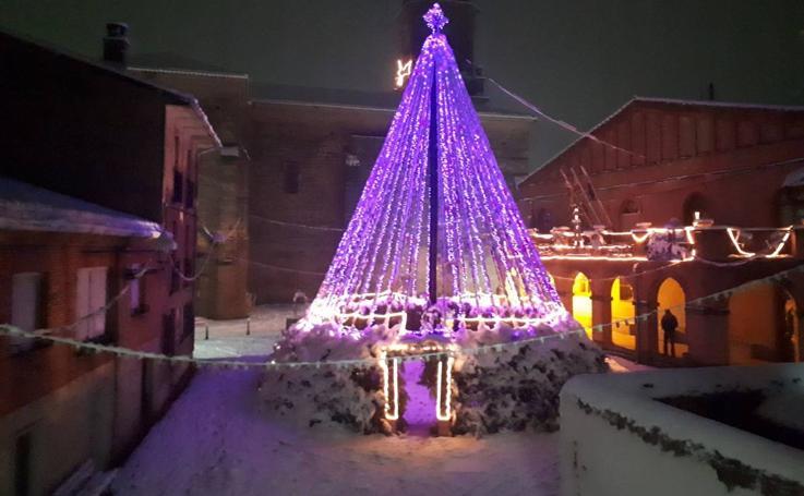 La nevada del domingo en La Rioja (3)