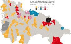 El 'catastrazo' del 2018 permitirá subir el IBI en 49 municipios, aunque también podrá bajar en 11