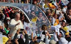 El Papa pide «perdón» y afirma sentir «vergüenza» por los abusos sexuales de la iglesia chilena