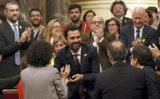 El secesionismo supera el primer asalto de su desafío para investir a Puigdemont