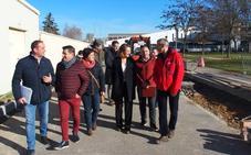 Logroño invierte 360.000 euros en la mejora del embarcadero del Ebro