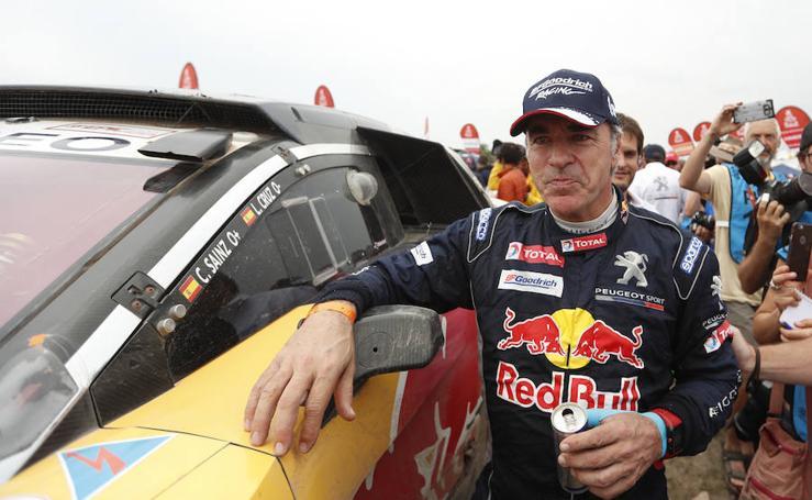 Las mejores imágenes del segundo Dakar conquistado por el 'Matador'