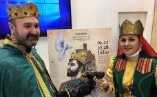 'Reino de Nájera' presentó en Fitur el cartel y los actos por el 50 aniversario
