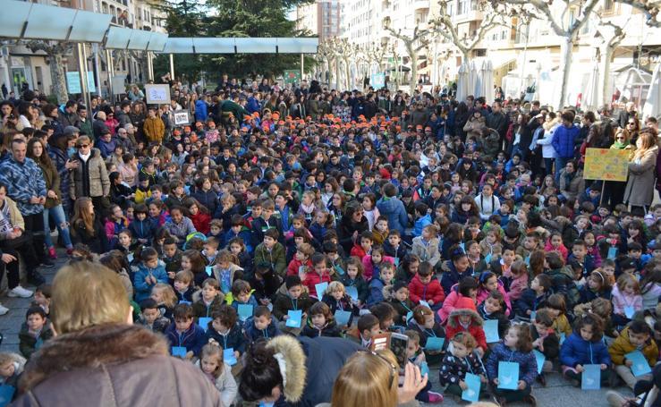 Teresianas celebra el Día de la Paz