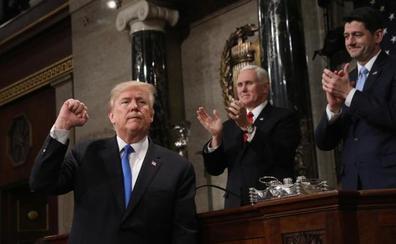 Diez líneas maestras del discurso de Trump