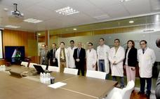 Ceniceros destaca «los significativos avances en investigación oncológica» que logra el CIBIR