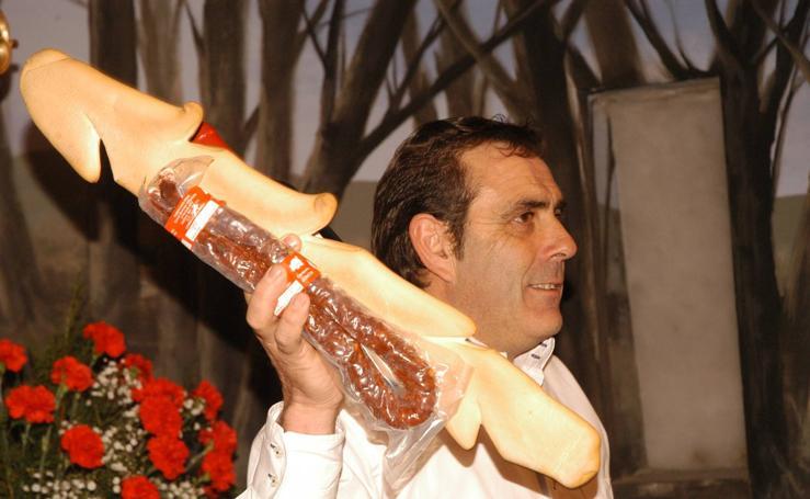 Cornago celebra San Blas con actos religiosos y subasta de roscos