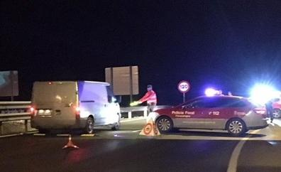 Denunciado en Andosilla un taxi ilegal de Calahorra que transportaba jóvenes