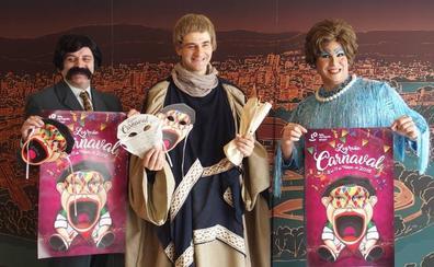 El Carnaval de Logroño recupera el entierro de la sardina