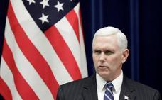 Pence anuncia las sanciones «más duras» de EE UU contra Corea del Norte