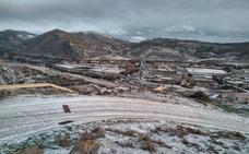 Siguen las mínimas bajo cero en La Rioja