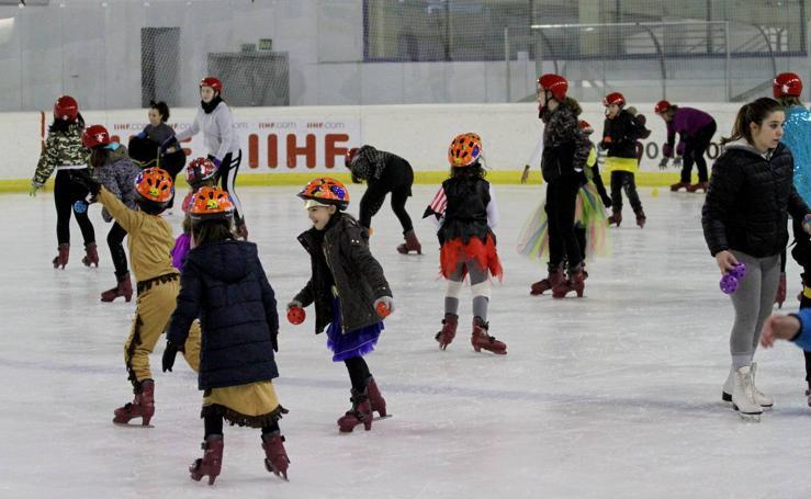 Carnaval de hielo en Logroño