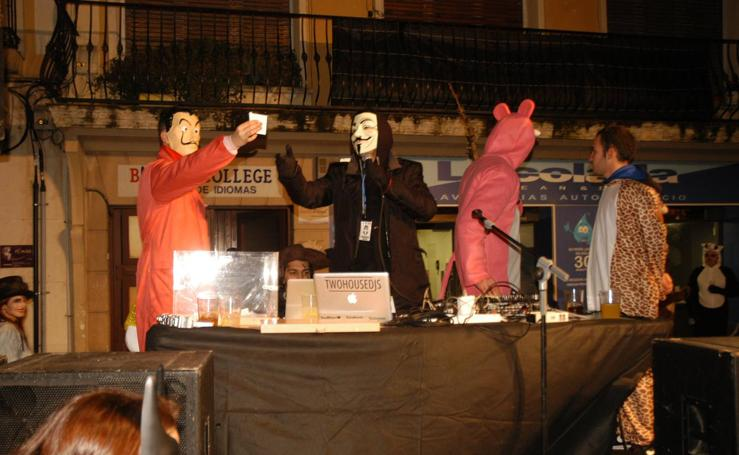 Carnaval en Calahorra