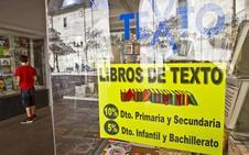 Nuevas ayudas para la compra de libros de texto