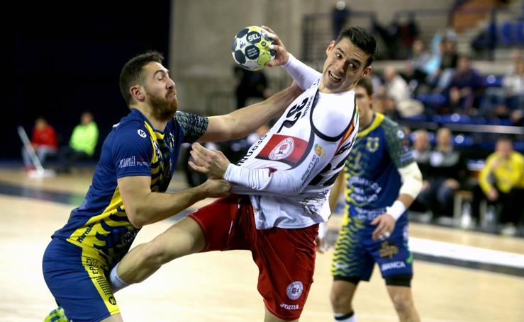 Balonmano: Logrono - Cangas