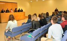 Unos 120 alumnos de 20 centros participan en intercambios con Dax y Libourne