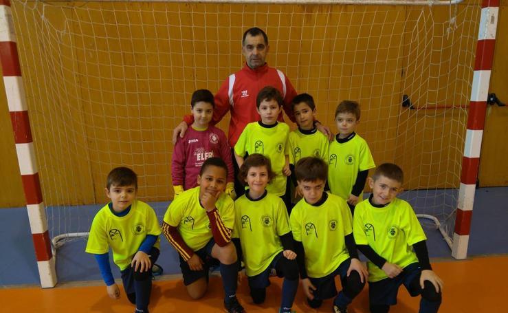 XV Trofeo Pequeñín de fútbol sala